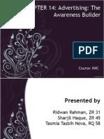 Chapter 14 - IMC Presentation