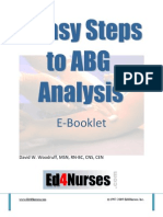 The 6 Easy Steps to ABG Analysis!
