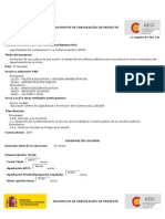 07-PR1-181 FORMULACIÓN LEECP AECID