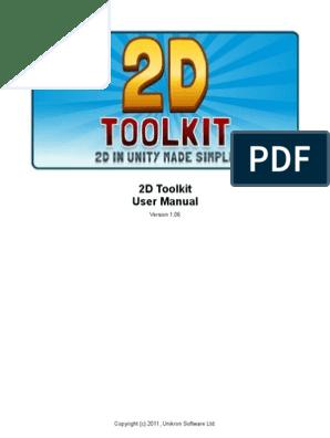 tk2dManual   Texture Mapping   Shader