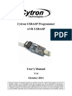 AVR-USBasp User Manual