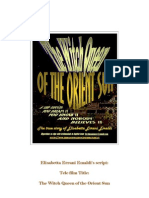 PDF Synopsis in English the Witch Queen of Orient Sun