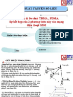 TDMA-FDMA
