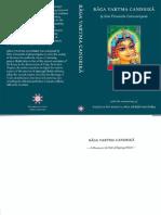 Raga Vartma Candrika by Visvanatha Cakravartipada Ananta Das Babaji