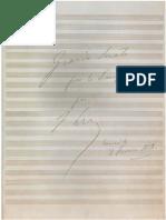 Liszt - S178 Sonata in B Minor MS