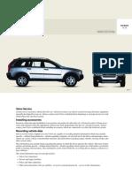 XC90 Owners Manual MY04 en Tp6750