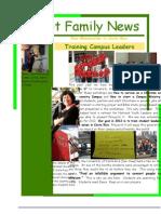Christmas News Letter 2011