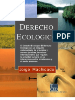 LIBRO DERECHO ECOLOGICO