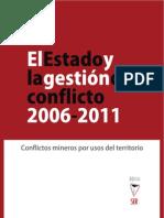 El Estado y La Gestion Del Conflicto Difusion Asociacion SER