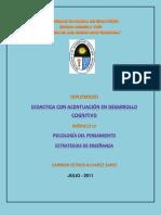 Evaluacion Modulo IV Diplomado