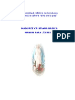 Manual de Madurez Cristiana Básica