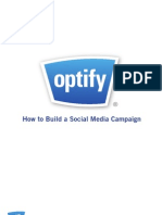 How to Build a Social Media Campaign