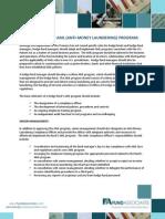 Developing an AML Program