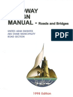 UAE Roadway Design Manual