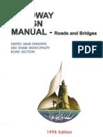 UAE Roadway Design Manual