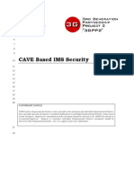 S.S0127-0 v1.0 080623 CAVE Based IMS Security