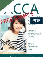 2011 Paper P3 Mnemonics Sample Download v1