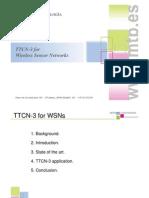Ttcn3 for Wsns