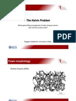 Ruggero Gabbrielli- The Kelvin Problem