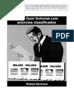 Robert Abraham - Como fazer fortunas com anúncios classificados