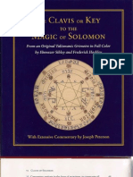 The Clavis or Key to the Magic of Solomon - Sibley, Hockley, Peterson
