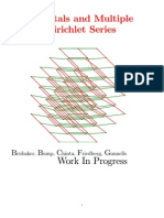 Brubaker, Bump, Chinta, Friedberg and Gunnells- Crystals and Multiple Dirichlet Series