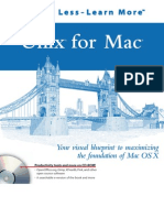 Unix for Mac Your Visual Blueprint to Maximizing the Foundation of Mac OS X 2003