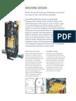 Vector Works Machine Design