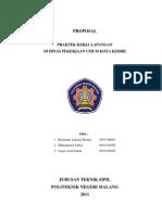 Pengajuan Proposal PKL