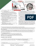 Aprindere Tranzistorizata Electronic A) AP 011 Cu Senzor(Fara Platina) de Tg. Mures