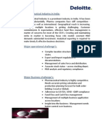 Pharmaceutical Companies One Page - Ver 01