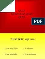 Quiz DAAD