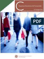 Coyuntura Económica del  Consumidor 3T11 Planes de Previsión