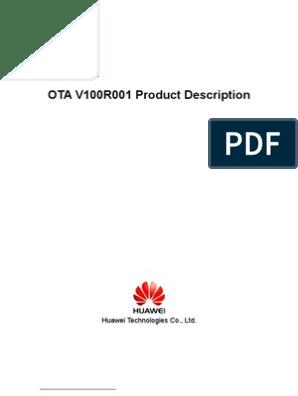 OTA Product Description | Short Message Service | Multimedia