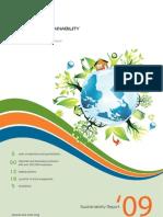 CSE Sustainability Report 09