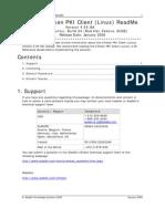 eToken PKI Client 4 55 Linux README