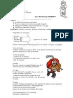 EXAMEN Educ. Física Guía 7º mini hockey