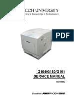 Manual de Servico SP C410_C411