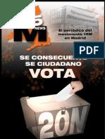 15M News, nº 08, noviembre 2011