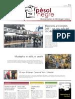 El Pèsol Negre nº 55. Octubre-Novembre-Desembre 2011