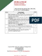 Software.ieee Titles 2011
