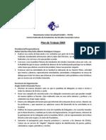 Resumen Plan de Trabajo UNES