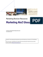 Another Marketing Glossary