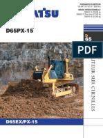D65EX15
