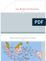 0402 Obstetrics Referral System