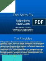 The Astro Fix