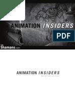 Animation Insiders eBook