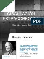 CIRCULACIÓN EXTRACORPOREA