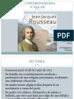 La Vida Controvertida de Rousseau y El Emilio o de la Educación
