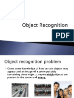 Dip Ppt Object Recognition